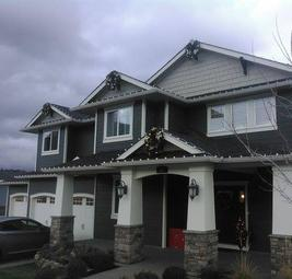 Christmas Light Installers Kelowna