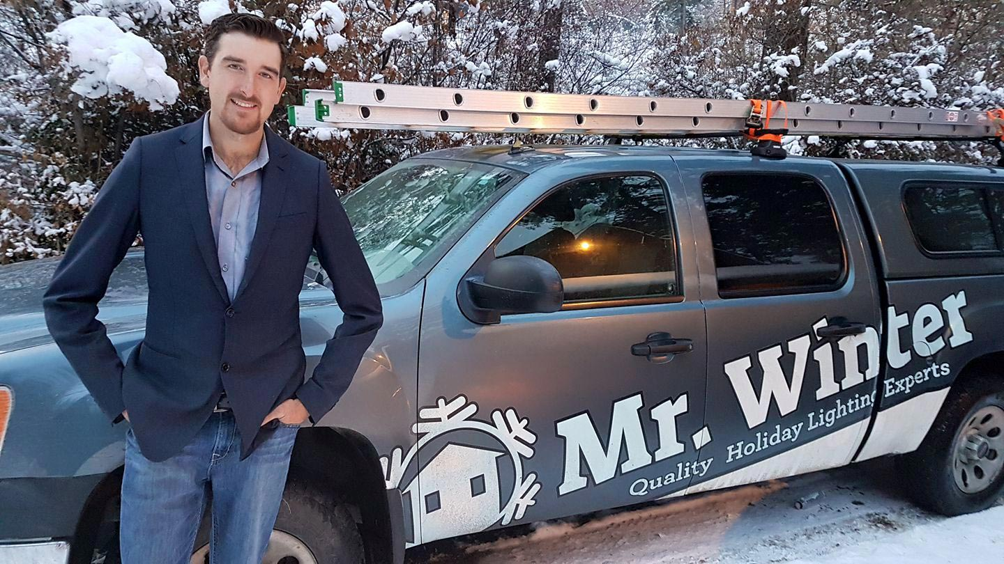 Contact Mr. Winter Services Christmas Lights Kelowna Okanagan